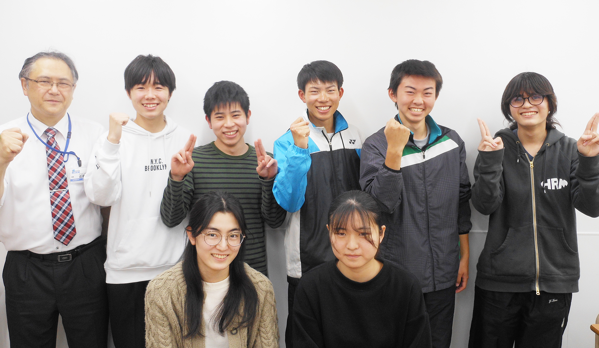 W早稲田ゼミ 熊谷ハイスクール
